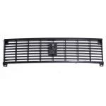 Kühlergrill für Lada 2105 in Schwarz ohne Embleme, 2105-8401014