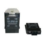 Relais Regler Spannungsregler für Lichtmaschine Lada 2101-06 Niva 1600, 2 Pollig, 2101-3702000