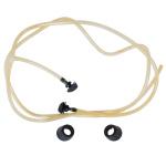 2 x Doppelte Düse und Schlauch bis zum Waschbehälter, Lada 2101-2107 und  Lada Niva 2121