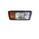 Scheinwerfer komplett Lada 2105, 2104, 2107 rechts, orange,  2105-3711010