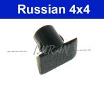 Abschlußkappe für Armlehne Lada 2101-07, Lada Niva, 2103-6816076