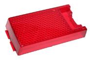 Rücklichtglas rot Lada 21011, 21011-3716070-00