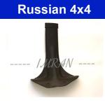 Verkleidung für B-Säule Lada 2101-07 schwarz, 2103-5004068