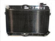 Kühler Motor Motorkühler/ Motorkühlung Lada NIva 2121, 2-reihig, Kupfer