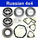 Reparaturkit Lagersatz Differential Vorderachse Lada Niva alle Modelle bis BJ 2010
