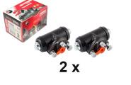 2 x Bremszylinder mechanisch Lada 2101-2107 hinten, 2101-3502040, FENOX !!!