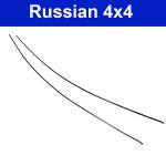 Dachzierleiste für Regenrinne Lada Niva 2121, 21213, 21214, 21215