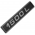 Typenschild/ Emblem 1500L, 21053-8212174-10