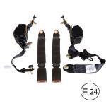 Sicherheitsgurte Automatikgurt Gurt hinten Lada Niva 2121, 21213, 21214, 21215, Paar
