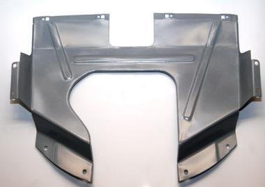 Reparaturblech/ Schutzblech Motor unten Lada  2104, 2105, 2107
