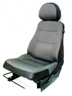 Fahrersitz Sitz links komplett mit Sitzschienen Lada Niva 2121, 21213, 21214