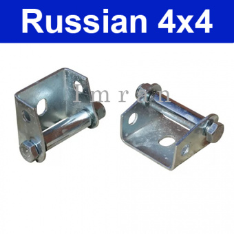 Ascenseur pour chocs arrière + 2,5cm !!! support de montage pour amortisseurs arrière pour Lada 2101-2107 et Lada Niva