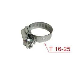 Befestigung Schelle, Schlauchschelle für den Wasserschlauch 16mm - 25mm