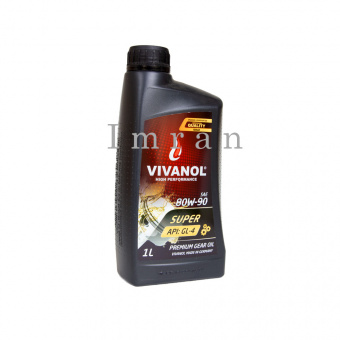 Gear oil GL4 from Vivanol, 1 liter for manual transmission for Lada 2101-07 and Niva, Lada 2101-07