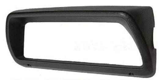 Panel, Trim for Cockpit instruments, dashboard for device for Lada Niva 21214, black, 21214-5325124