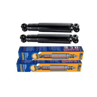 Stoßdämpfer x 2 St. hinten für Lada 2101-2107, Lada Niva bis BJ 2010 KRAFT, 2121-2915006-03