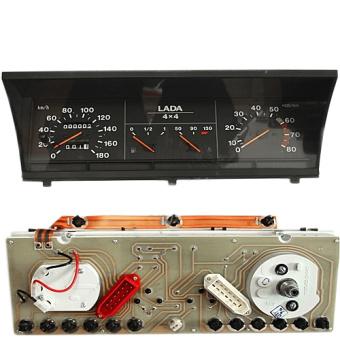 Kombigerät, Kombiinstrument, Bordinstrument Lada Niva 1700 (21213, 21214), 21213-3801010