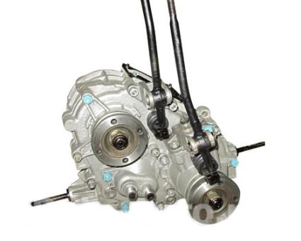 Verteilergetriebe Lada Niva 1700ccm vor BJ 2010, EURO III und IV, 21214-1800020