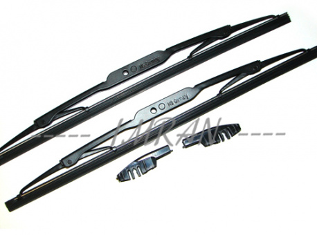 Wiper blades 2pcs. front Windscreen, extra long 38cm