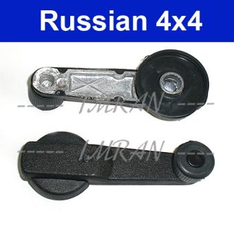 Window regulator Handle / window crank handle Lada Niva 2121, Lada 2103-07, extra strong