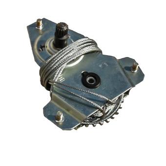 Window winder mechanism / Window regulator for Lada 2101, 2102, 2103, 2106, front le. or ri.