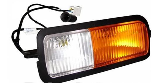 Standlicht, Blinker für Lada Niva ab 2010, 21214, links, 21214-3712011