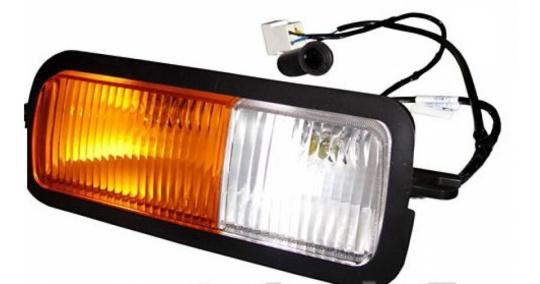 Standlicht Blinker für Lada Niva ab 2010, 21214, rechts, 21214-3712010