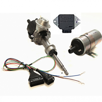 Conversion kit for electric / contactless ignition system Lada 1500, 1600