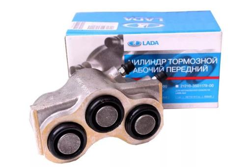 Bremszylinder vorn Bremssattel, links Lada Niva 2121-3501179, ORIGINAL!!!  AUTOVAZ!!!!