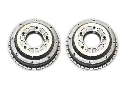2 Stück Bremstrommel hinten Lada Niva 2121 21213, 21214, 21215