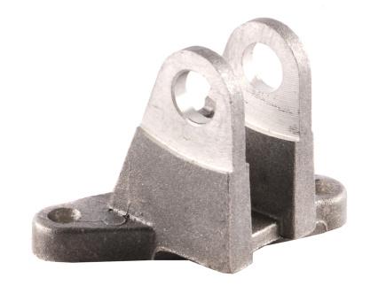 Bracket, Holder for switch rod transfer case Lada Niva, 2121-1804021