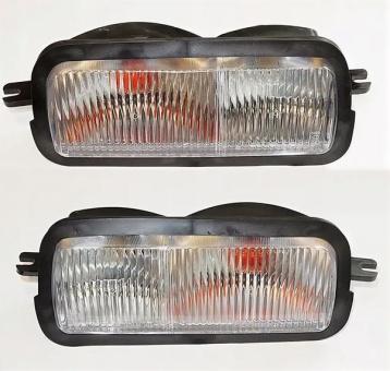 Standlicht / Blinker Paar für Lada Niva 21214 ab Baujahr 2010, in Weiß