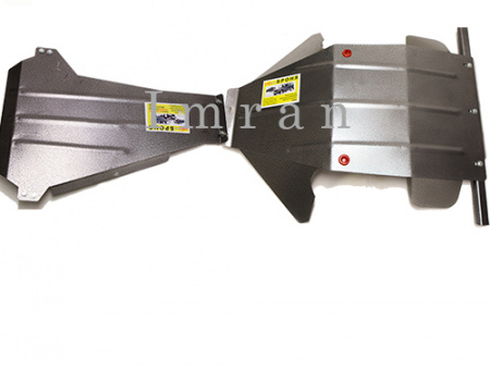Protection moteur Skid + protection de la boîte de vitesses, Lada Niva