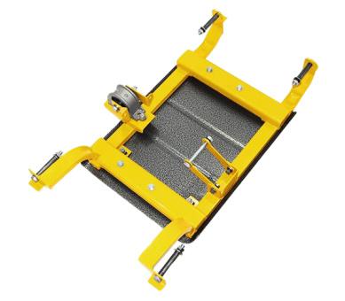 Unterfahrschutz/ Stabilisatorrahmen für Verteilergetriebe Lada Niva,  2121-1801010