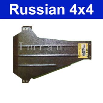 Unterfahrschutz das mittlere Teil für das Verteilergetriebe Lada Niva 2121, 21213, 21214