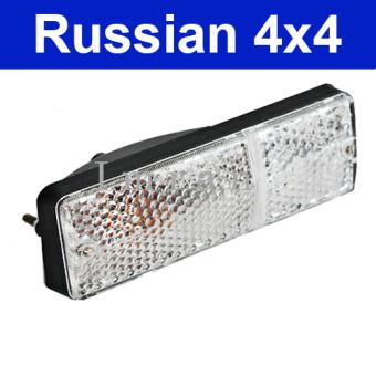 Standlicht mit Blinker Weiß für Lada 2103, 2106, und Lada Niva, Rechts, 2106-3712010