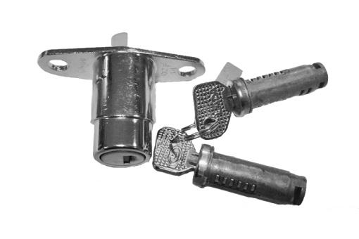 Schließzylindersatz/ Schloß Lada 2101/ Türschloß + Kofferraumschloß