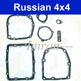 Seal Gasket kit for 5-speed gearbox complete Lada 2101-07 Lada Niva 4 x 4