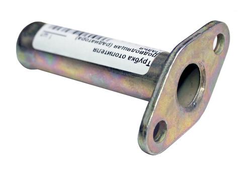 Heating tube / heater exchanger tube short Lada 2101-2107 and Lada Niva 2121, 21213, 21214