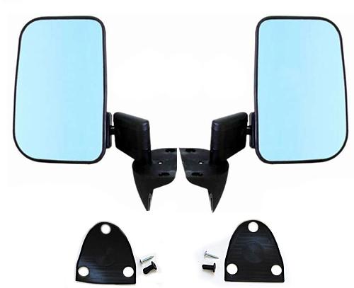 Große Spiegel Lada Niva, Paar, li.+re., entspiegelt