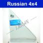 Dreiecksfenster/ Ausstellfenster Glas Fensterglas Niva 2121, 21214 rechts