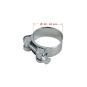 Schlauchschelle, Schelle EXTRA für die Kühlerschläuche aus POLYURETHAN 40mm - 43mm