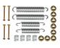 Reparatursatz / Montagesatz Bremsbacken hinten Lada 2101-07, Niva 2121