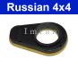 Gangschaltmanschette/ Verkleidung für Schaltgetriebe Lada 2101-2107 und Lada Niva