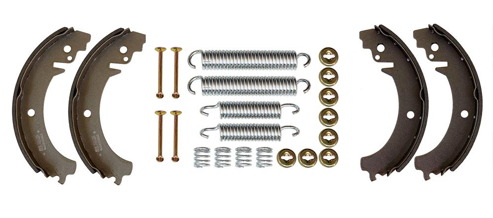 LADA 2101-2107 Reparatursatz// Montagesatz Bremsbacken